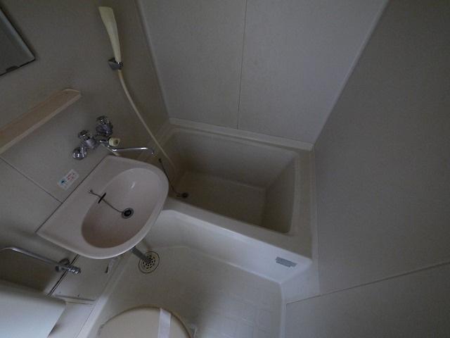 【浴室】新大宮タカハシ荘