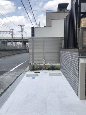 【駐車場】メゾン・トラスト京都梅小路公園