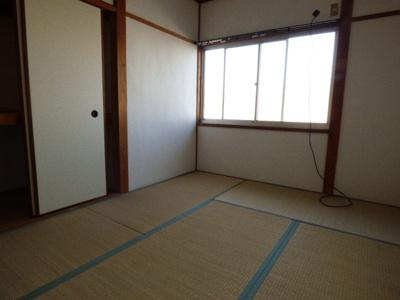 【和室】前川ハイツ