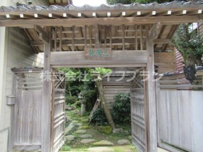 【外観】木津町中古戸建