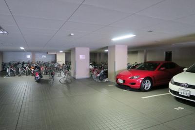 【駐車場】Grand E'terna京都