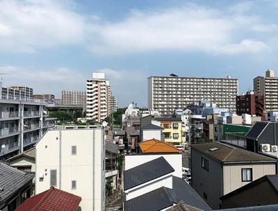 【展望】グレイス大島 最 上階 66.15㎡ リ ノベーション済