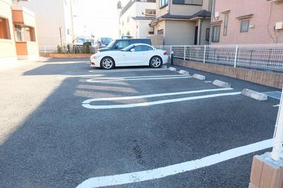 【駐車場】ルミナスMⅡ