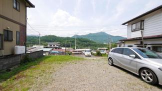 【外観】大月市大月町駒橋 建築条件なし売地 67坪