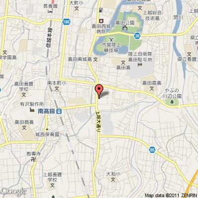 【地図】テソーロ南本町