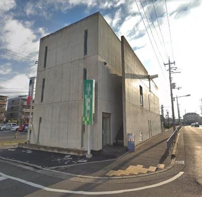 【外観】金岡町飲食店可! オシャレな22坪 3階店舗