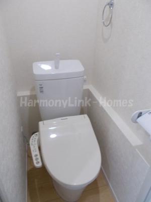 ソフィアマジックのトイレ(嬉しいことにウォシュレット付)☆