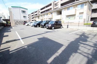 【駐車場】カプリス戸坂中町