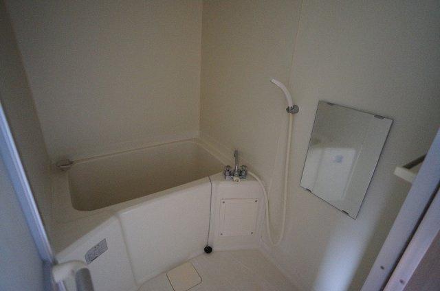【浴室】アルビヨン長潟