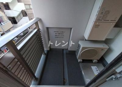 【バルコニー】ブリリアイスト千駄ヶ谷【Brilliaist千駄ヶ谷】