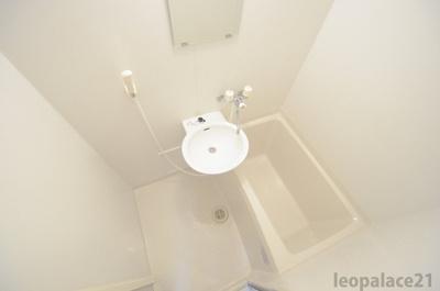 【浴室】レオパレス並木