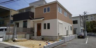 【外観】《》神戸市垂水区小束山本町2丁目 新築戸建