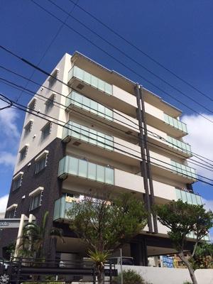 【外観】コンフォートプレミアム首里平良町