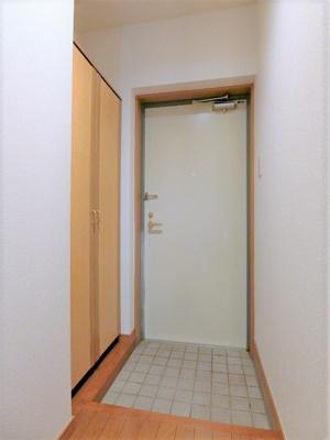 【玄関】ブレインマンション
