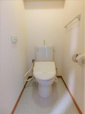 【トイレ】ブレインマンション