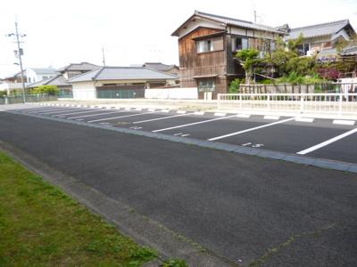 【駐車場】ビレッジハウス稲枝