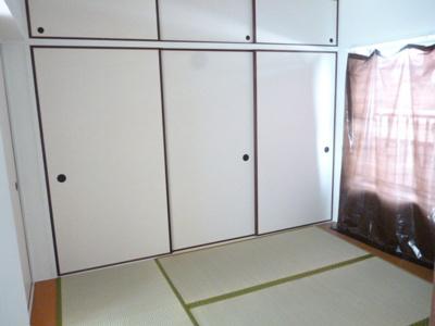 【寝室】ビレッジハウス稲枝