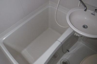 【浴室】コーポ山田