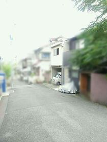 【前面道路含む現地写真】北区紫野泉堂町