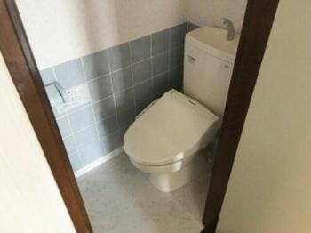 【トイレ】北区紫野泉堂町