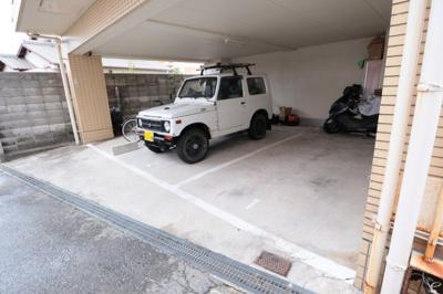 【駐車場】パレス西江井ヶ島