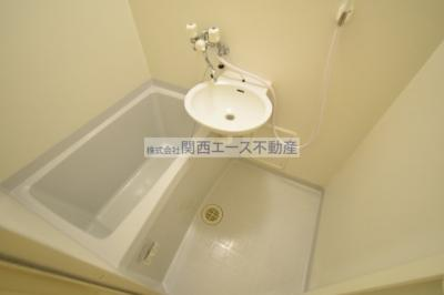 【浴室】レオパレスグリチーネ