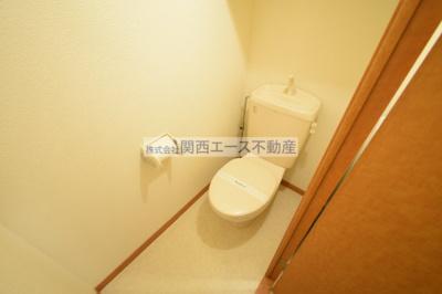 【トイレ】レオパレスグリチーネ