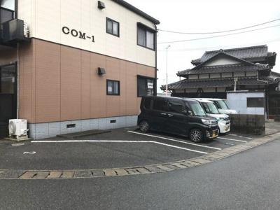 【駐車場】COM-1