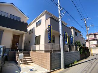 新京成線「薬園台」駅徒歩20分の全2棟の新築一戸建てです。
