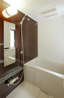 【浴室】グランドハウス中目黒
