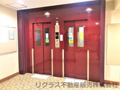 【設備】神戸湊町スカイハイツ