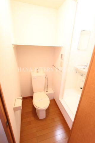 【トイレ】アメジスト諏訪野