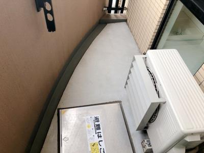 【バルコニー】ユーストリア駒沢
