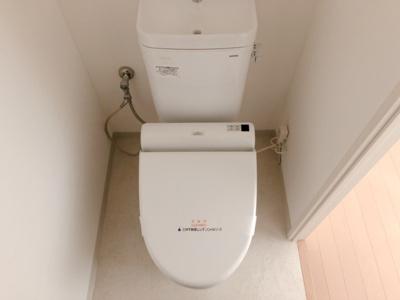 【トイレ】ユーストリア駒沢