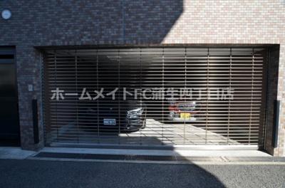 【駐車場】リーガル大阪城東