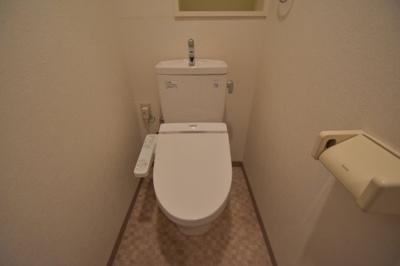 【トイレ】バーンフリート総持寺㈱Roots