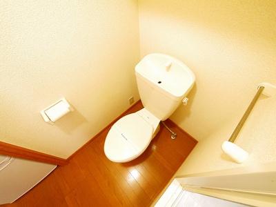 【トイレ】レオパレスグランディール