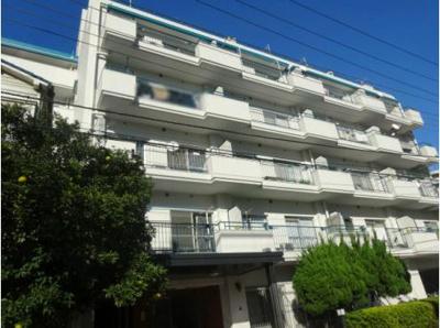 【外観】ハイネス亀戸 6階 最上階 角部屋 リフォーム済
