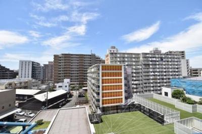 【展望】ハイネス亀戸 6階 最上階 角部屋 リフォーム済