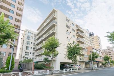 【外観】隅田リバーサイド永谷 6階 リフォーム済