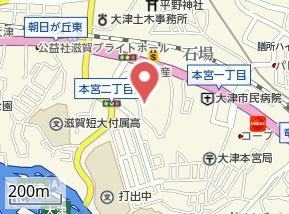 【地図】タウンルーム けまり