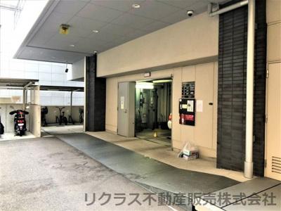【駐車場】エルグレース神戸三宮タワーステージ