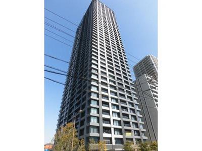 地上44階建総戸数501戸の大規模マンションです♪