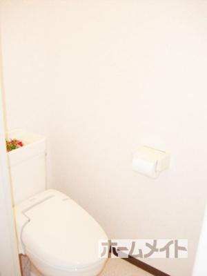 【トイレ】数土ビル