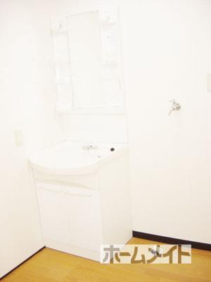 【独立洗面台】数土ビル