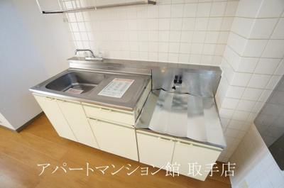 【キッチン】本谷ハイツ