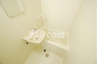 【浴室】レオパレスイーストヒルズ(37685-202)