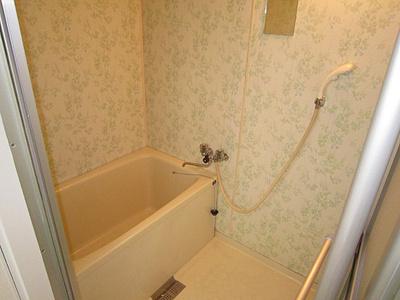 【浴室】甲南グランドハイム御影