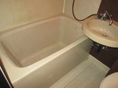 【浴室】グリーンノート六甲