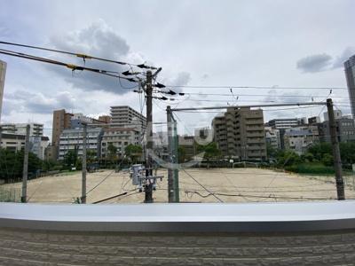 大阪市北区中津3丁目 新築戸建 眺望